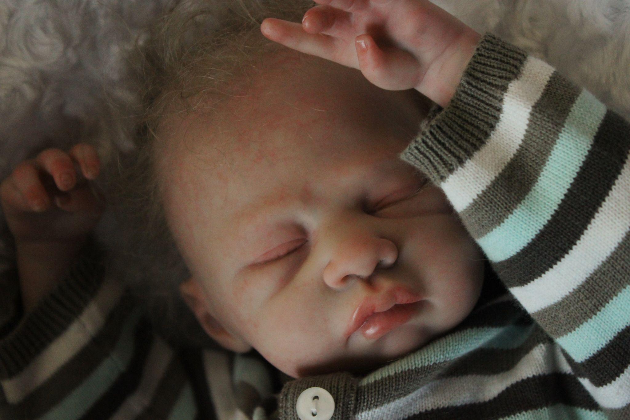bébé reborn métisse + bébé reborn Lane 024