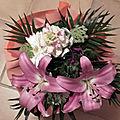 Un beau bouquet tellement ordorant