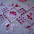 Broderie HARDANGER