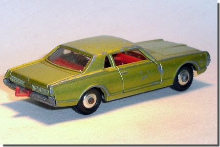 Lesney Matchbox 62 C 2