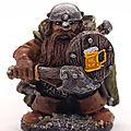 Bugman's dwarf trooper / citadel