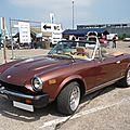 Fiat 124 sport spider 2000 version us