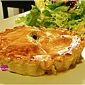 Tourte au chaource