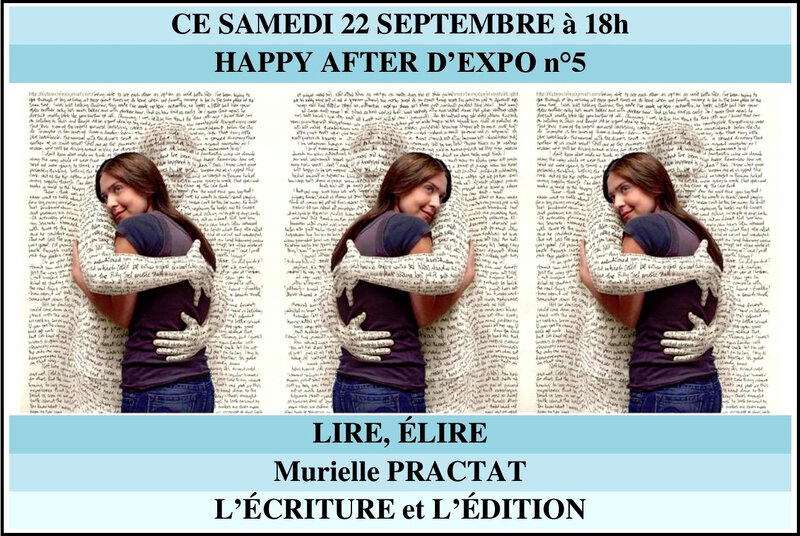 HAPPY AFTER D'EXPO N°5 LIRE, ÉLIRE