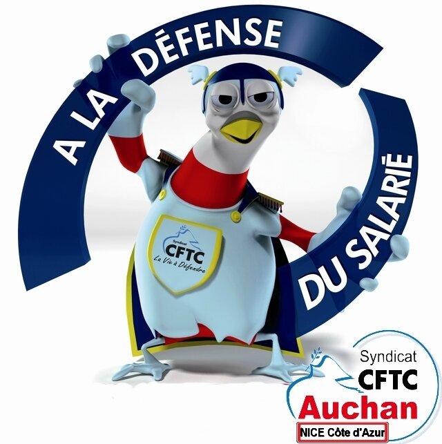 """LA CFTC : """" VOUS DEFENDRE COMME PERSONNE !"""""""