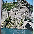 Sistéron - citadelle et système défensif de l'ancienne porte du Dauphiné