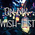 [rdv] on my wish-list #1