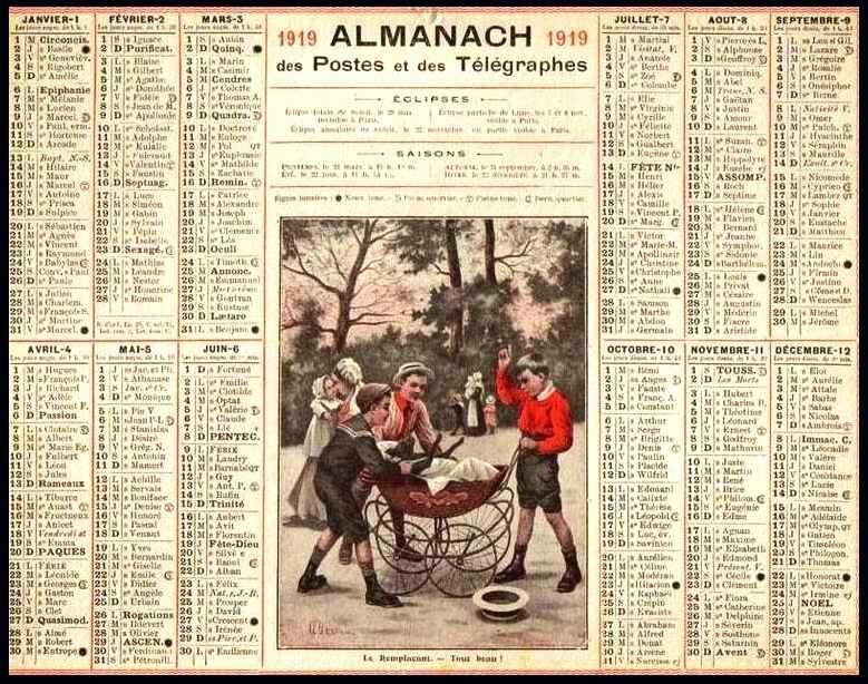 Almanach 1919