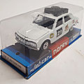 Peugeot 504 safari. norev jet-car. #859. 1/43.