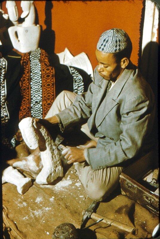 22-MRK,tailleur de pierre,1958