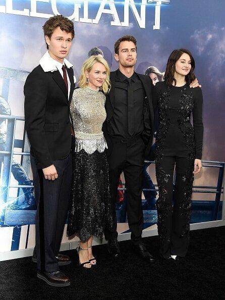 Divergent 3_Allegiant - New York Premiere 05