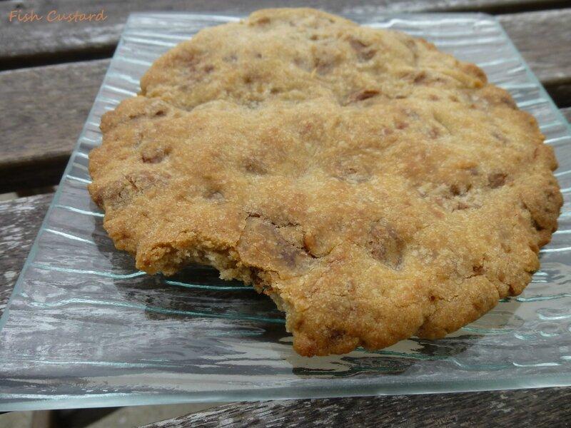 Maxi cookie aux pépites de chocolat (33)