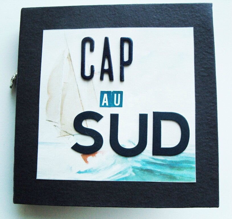 "Mini ""Cap au Sud"" / Mini ""Cape to the South"""