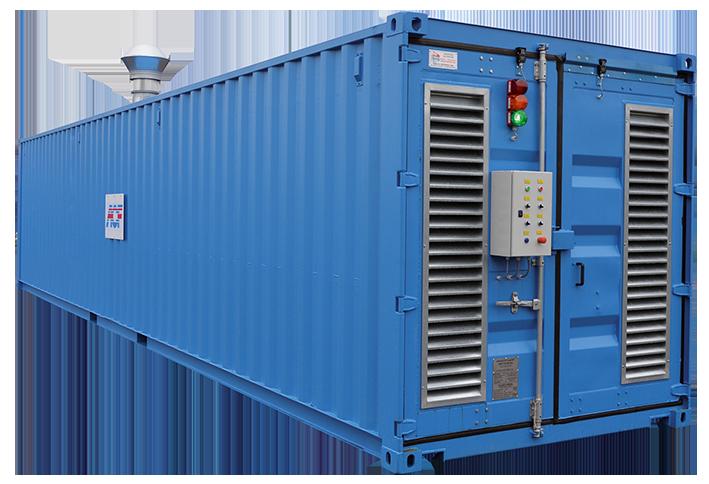 Container C 400 grande