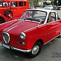 Glas goggomobil ts 250 coupé 1964-1969