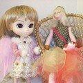 Blondine et les fées (2)