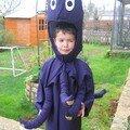 Deguisement de pieuvre