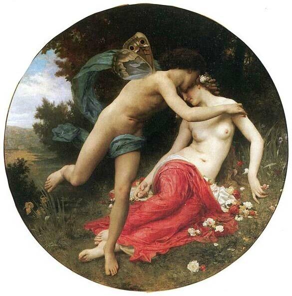 Flore et Zéphyr