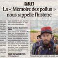 Article de presse avril 2009