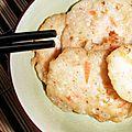 Crevettes au boursin ail et fines herbes façon tempura