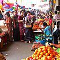 Rangoon - market