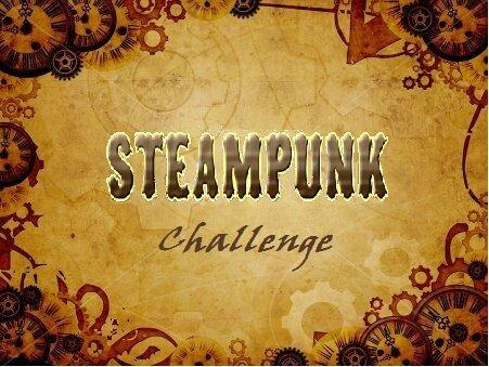 Steampunk Challenge blog