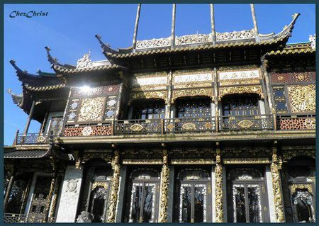 Pavillon chinoix Bx 3