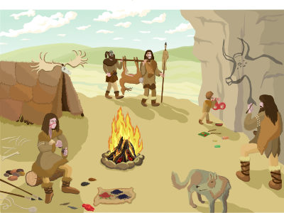 IMG CC0 OPENCLIPART PREHISTORY 262113
