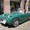 AUSTIN HEALEY Sprite MK1 roadster Gundelfingen (1)