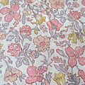 Meadow Fleurs de Moutarde, coloris exclusif pour Barnabé Aime le Café