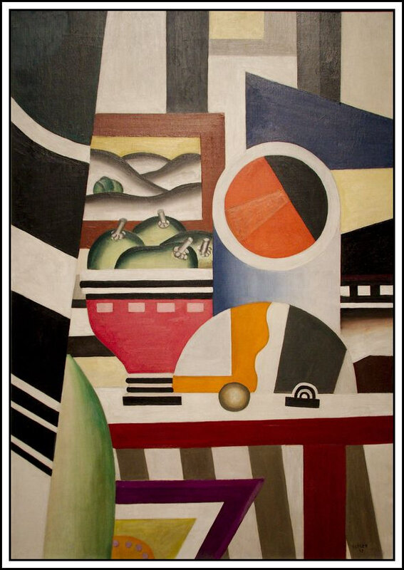 nature morte au compotier (1923)