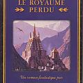  roman dinotopia, le royaume perdu d'alan dean foster