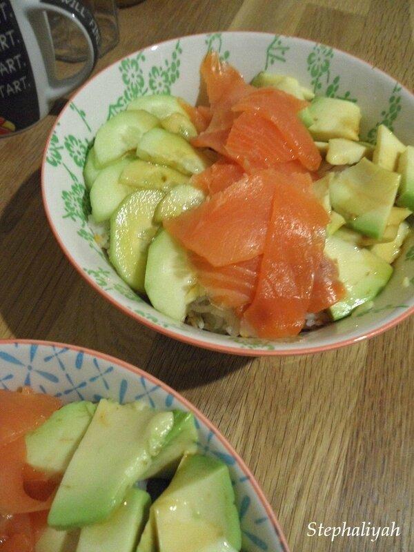 Chirashi sushi - 3