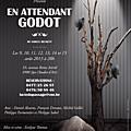 E - 2013 En Attendant Godot de Samuel Beckett