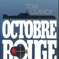 Octobre rouge, tom clancy
