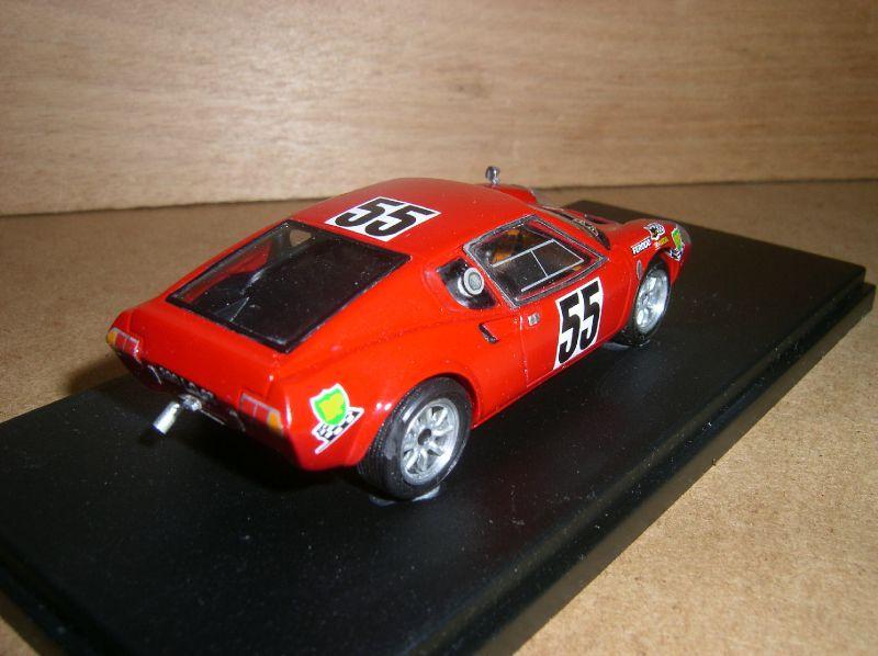 Ligier JS1 essais d'avril 1970