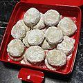 Biscuits kipferl de c. felder