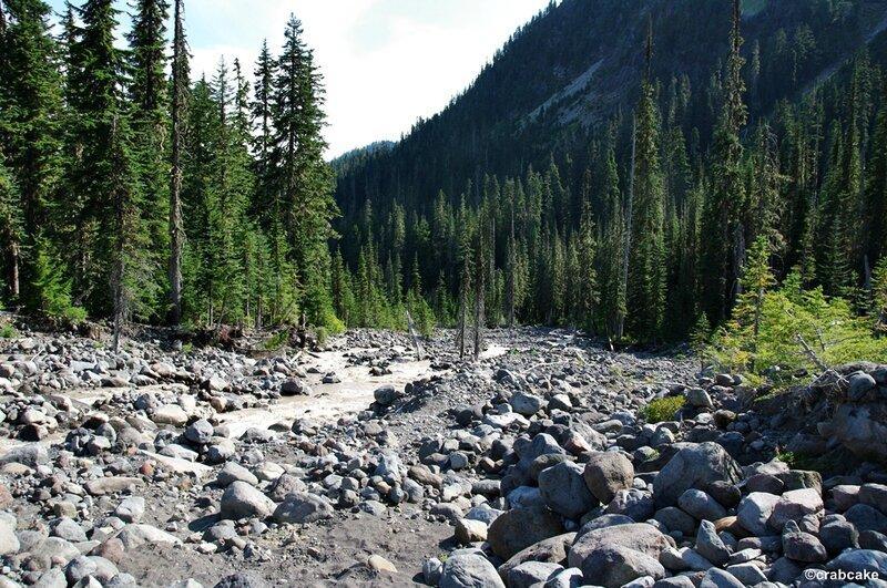 Park Butte Mount Baker Trail 2