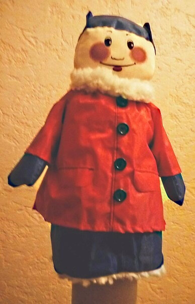 marionnette hiver