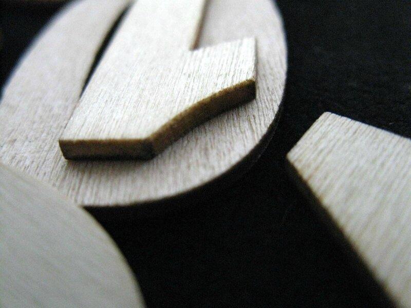 chiffre bois