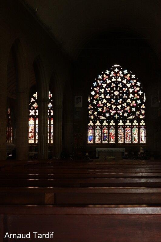 00880 Pouldreuzic - Pays Bigouden Sud - Pont-L'Abbé - Eglise Notre-Dame-des-Carmes blog