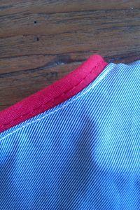detail col blouse