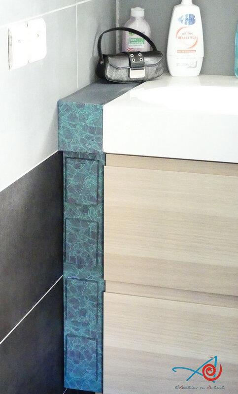 Meuble en carton - Cardboard piece of furniture