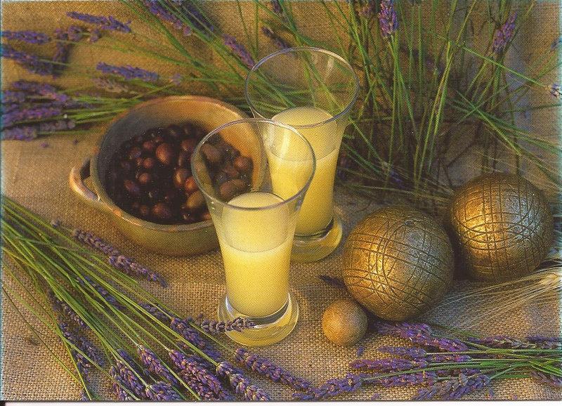 Provence et pastis