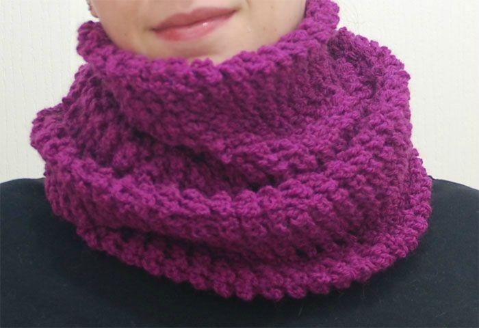 Snood Au Crochet Les Coquetteries Danne Sophie