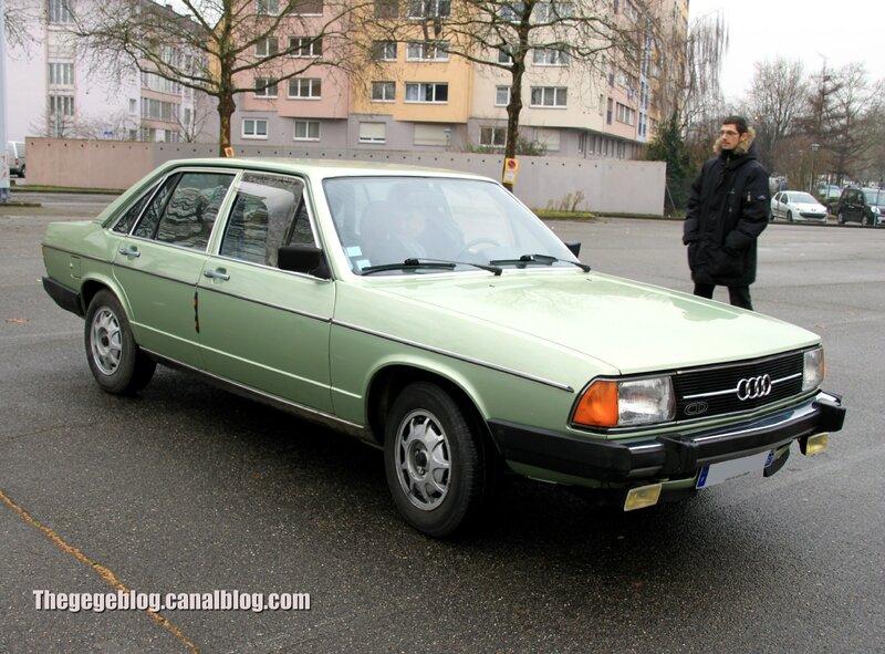 Audi 100 CD(1976-1979)(Retrorencard fevrier 2014) 01