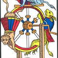 Le tarot de marseille en rapport avec l'abbaye de saint-victor