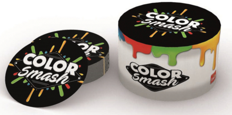 Color smash couv EzEvEl