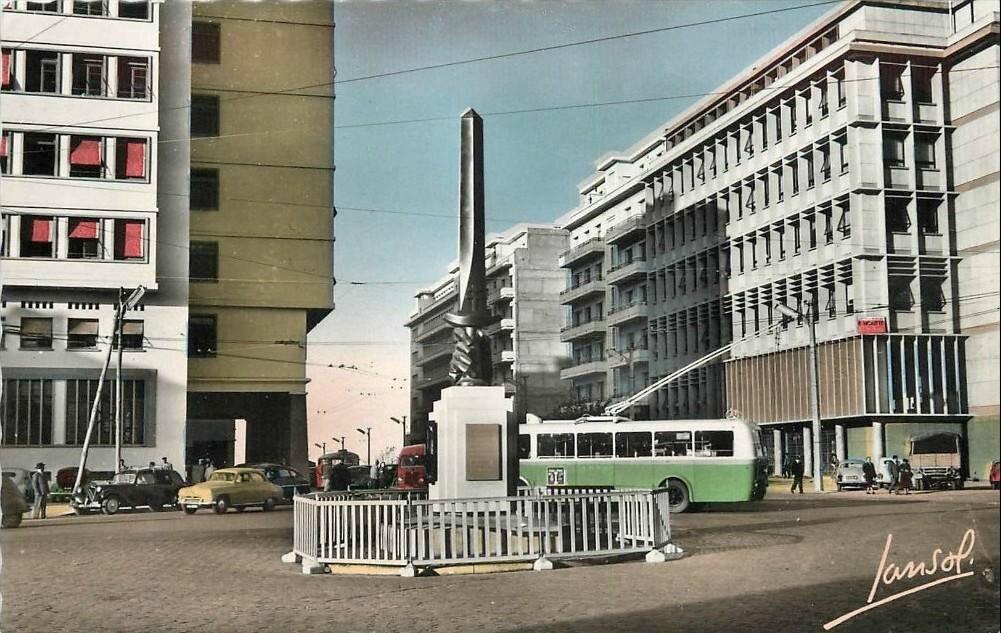 Glaive du débarquement-av du 8 novembre Alger