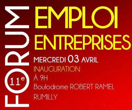 Forum emploi 2013